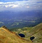 Восточный Казахстан, Западный Алтай, Ивановский хребет, долина реки Уба