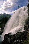 Восточный Казахстан, Центральный Алтай, Большой Коккольский водопад