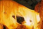 Россия, Архангельская область, Пинежский заповедник, пещера Высоцкого