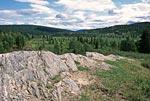 Россия, Тюменская область, Ханты-Мансийский автономный округ, долина реки Щекурья.