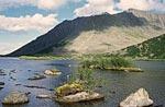 Россия, Тюменская область, Ханты-Мансийский автономный округ, озеро в долине реки Кобыла-Ю.