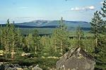 Россия, Тюменская область, Ханты-Мансийский автономный округ, хребет Саленёр, истоки реки Нартаю.