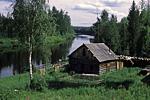 Россия, Сибирь, Иркутская область, река Катанга (Подкаменная Тунгуска), Кирьяновская контора.