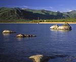 Россия, Иркутская область, Сибирь, Байкал, северо-восточная оконечность, бухта Фролиха
