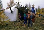 Россия, Хабаровский край, Сунтар-Хаята, верховья реки Ниткан, устье реки Когар