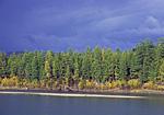 Россия, Хабаровский край, река Юдома, координаты 60°21',49 с.ш. - 140°34',05 в.д