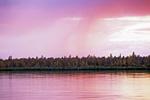 Россия, Якутия, берег реки Алдан, посёлок Эльдикан