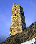 Родовая башня в долине реки Фиагдон
