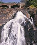 Индия, Гоа, водопад Дудхсагар