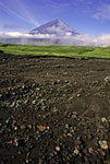 Россия, Камчатка, вулкан Ключевская сопка, северо-восточный склон