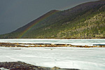 Россия, Магаданская область, Сусуманский район, озеро Малый Дарпир, река Дарпир-Сиен верхний