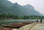 Вьетнам, Тамкок, горы Хьюнгтить, район Ароматной пагоды