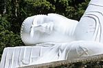 Лежащий Будда на горе Таку