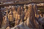 Турция, Анатолийское нагорье, Каппадокия, окрестности Гёреме, долина Земи