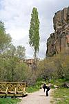 Турция, Анатолийское нагорье, Каппадокия, долина Ихлара