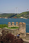 Турция, Стамбул, пролив Босфор, крепость Румелихисар