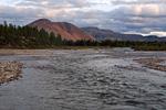 Россия, Якутия, республика Саха, Оймяконский улус, река Лабынкыр
