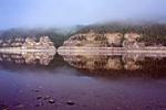 Россия, республика Саха (Якутия), река Лена, среднее течение, чуть ниже посёлка Ярославский, урочище Громовские поляны.