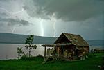Россия, республика Саха (Якутия), река Лена, среднее течение, Крестях, около 20км. выше Кытыл-Дюра.