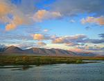 Река Собь и массив Рай-из.