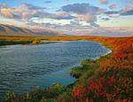 Река Собь.