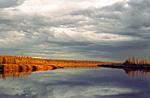 Россия, Сибирь, Среднесибирское плоскогорье, Красноярский край, Эвенкия, река Мойеро